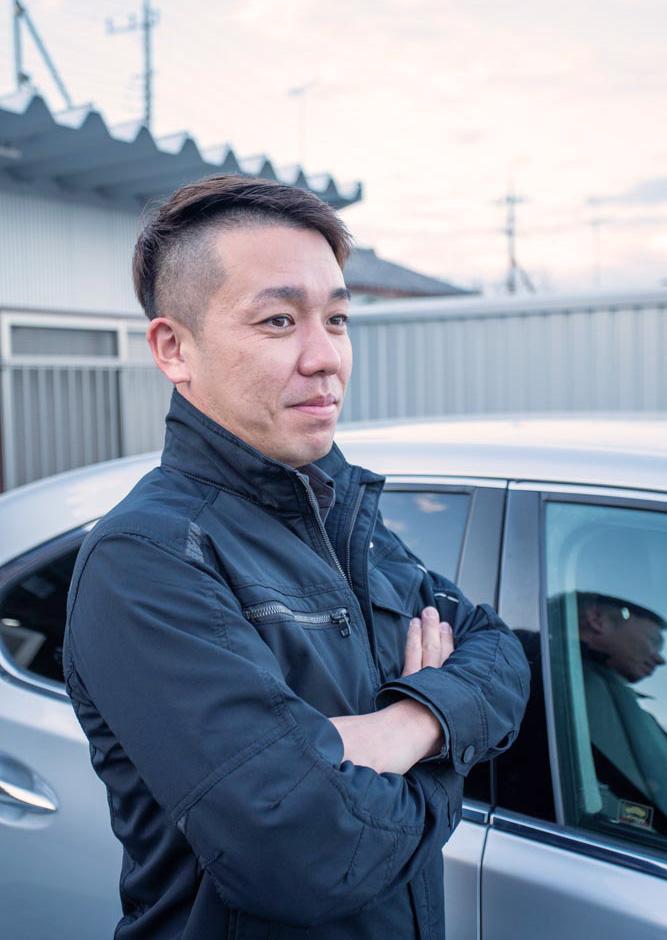 代表取締役 中山 竜介画像