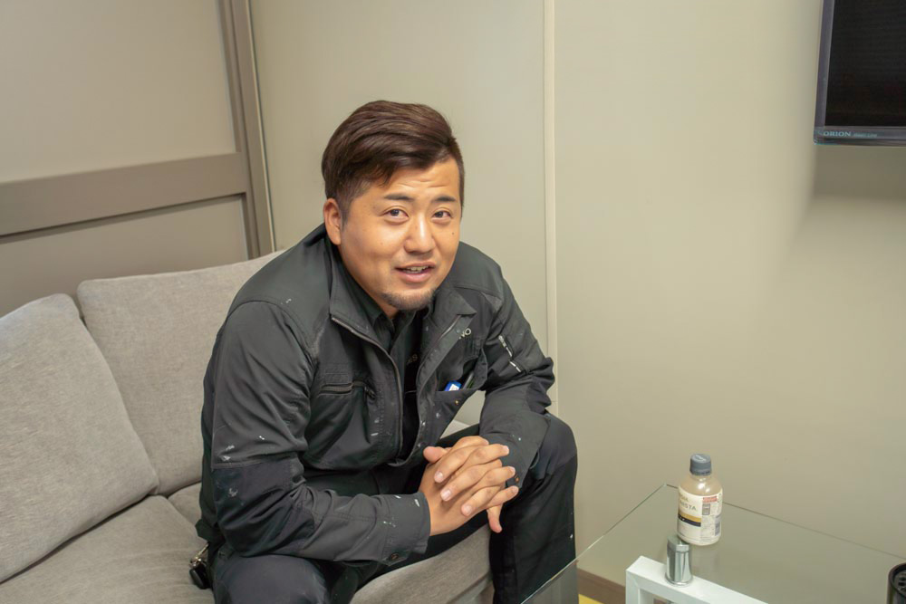 野原 崇弘 入社年 2010年画像1